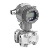 Differential Pressure - Deltabar PMD75