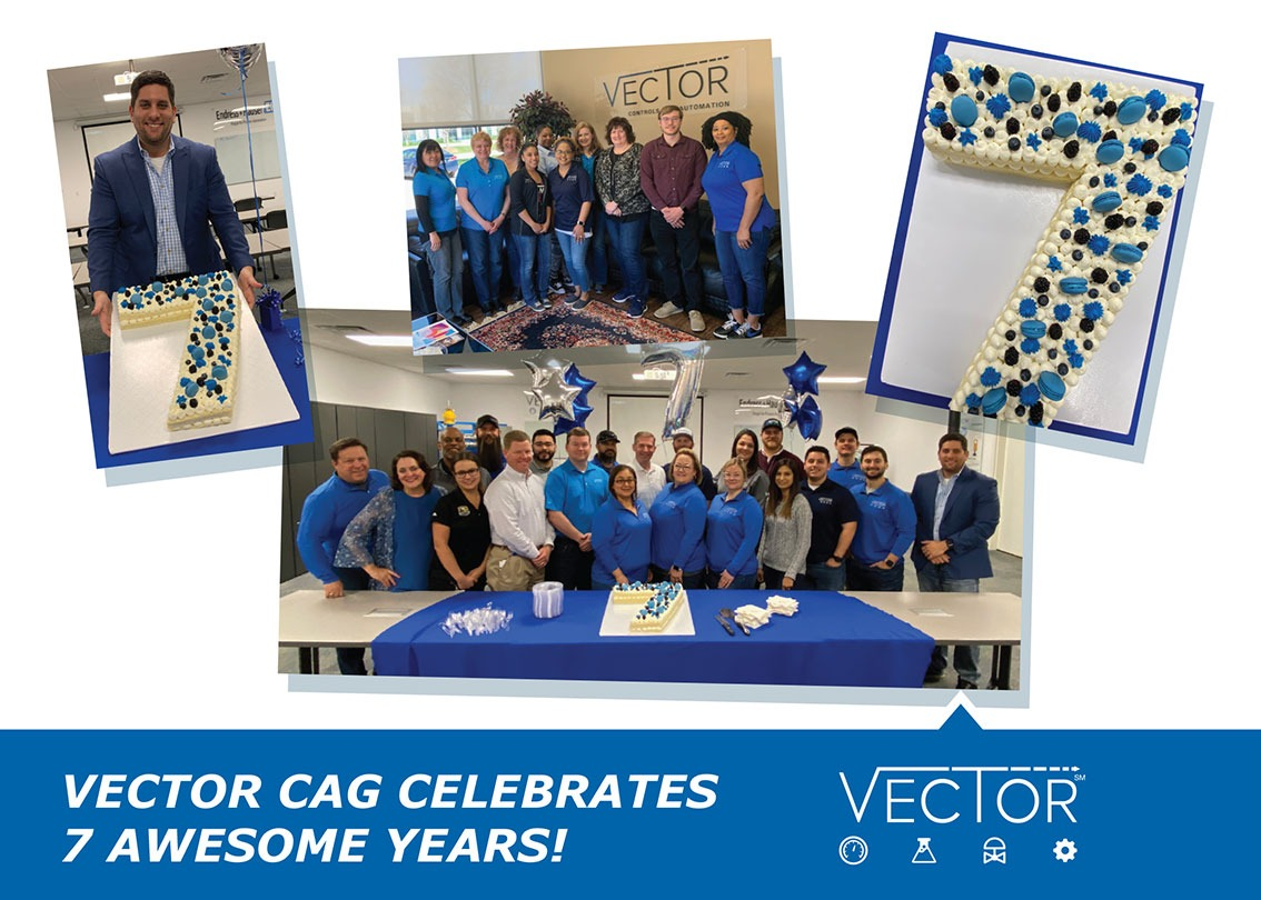 Vector CAG - 7 Years