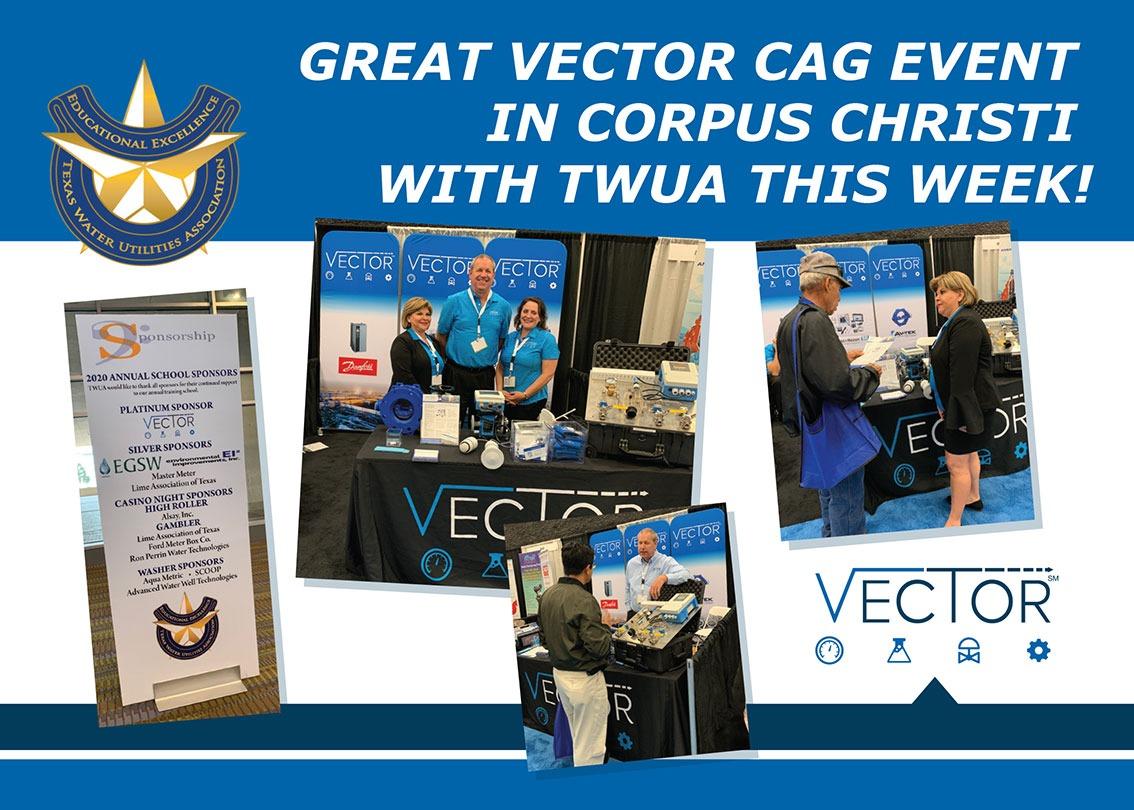 Vector CAG Event - TWUA Annual School