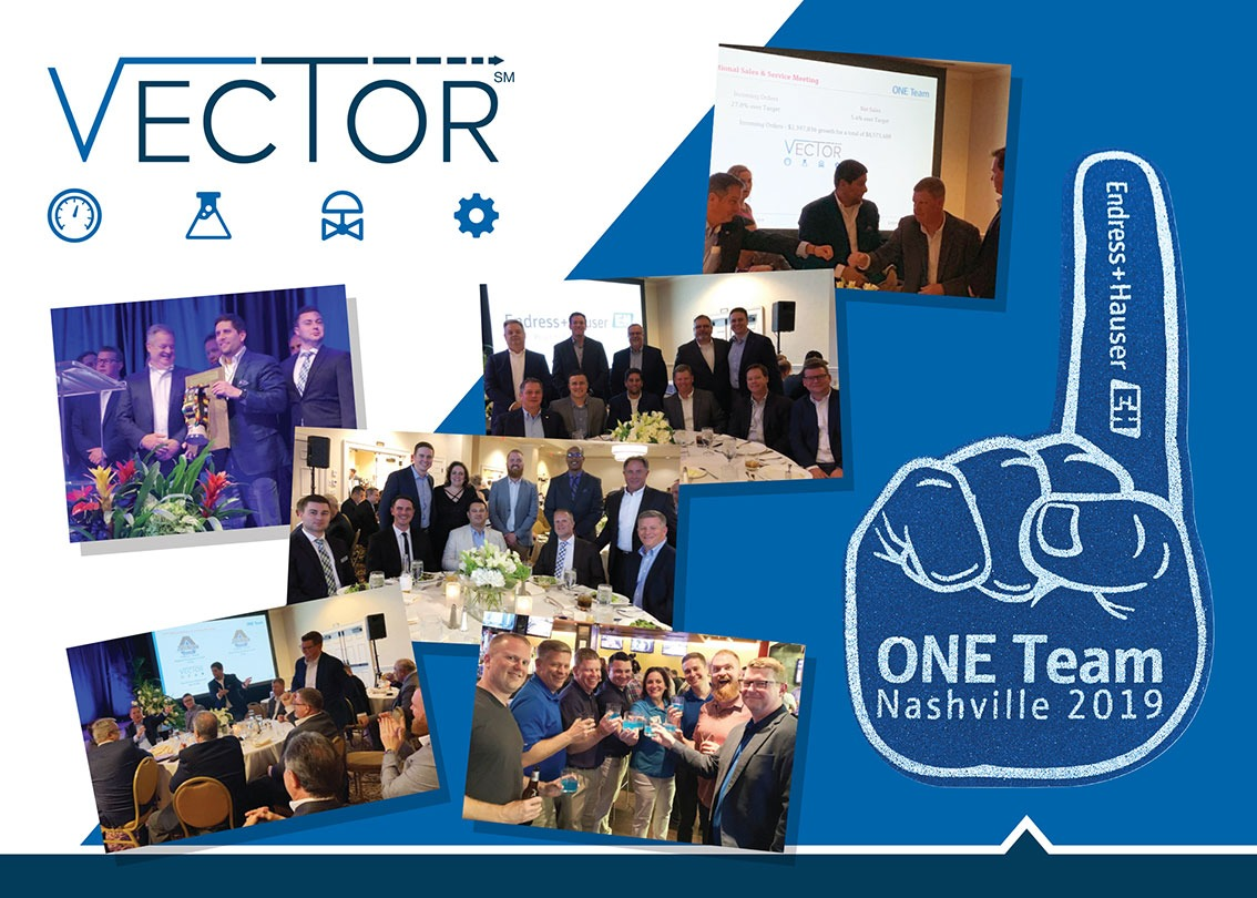 Vector CAG Event - Sales Meeting 2019