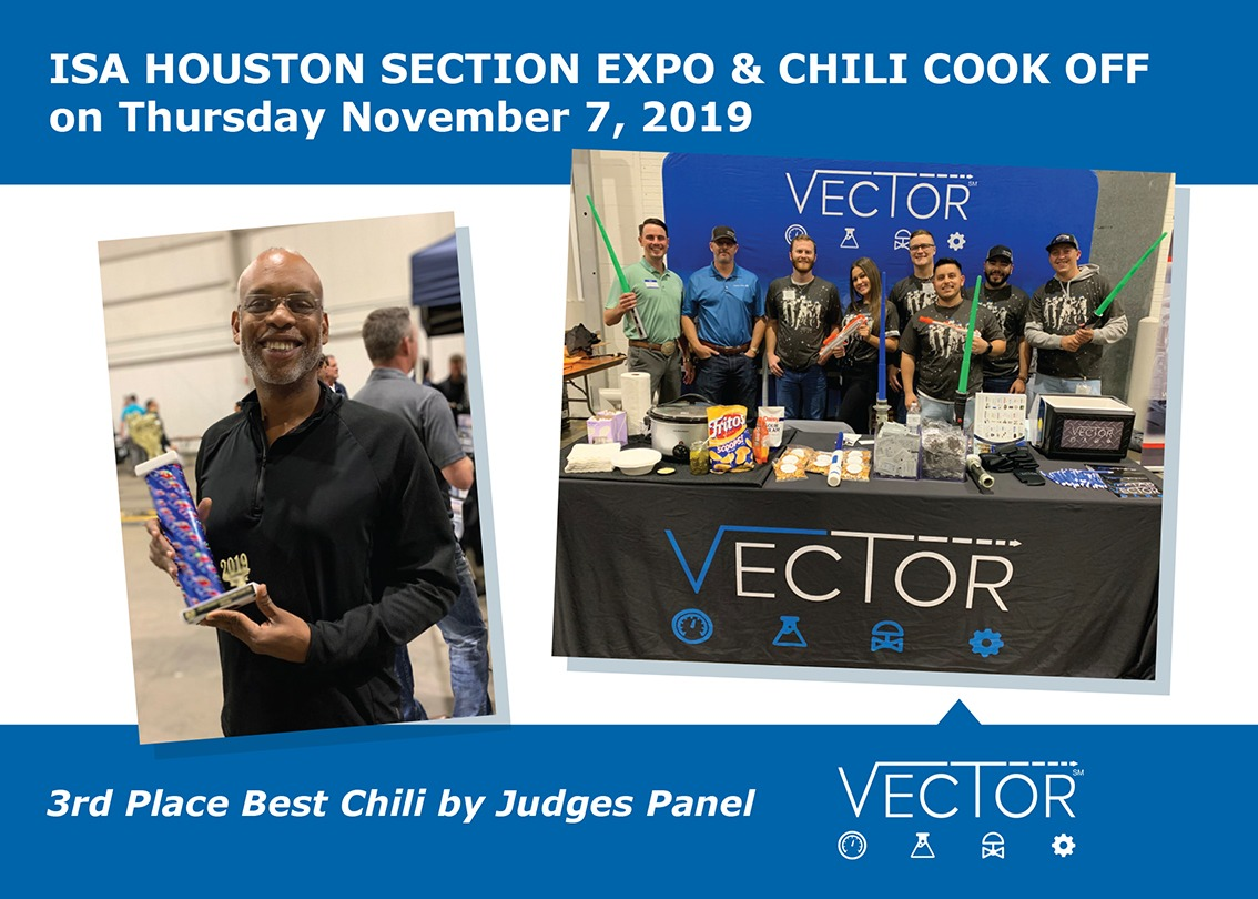 Vector CAG Event - ISA Chili Cook Off